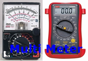 multimeter horz